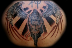 arch angel tattoo-inksomnia