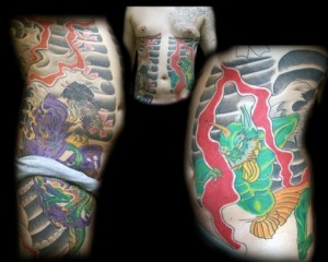 asian torso tattoo-inksomnia
