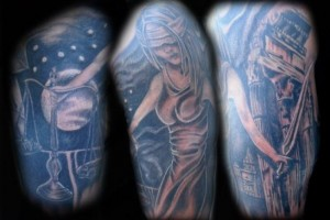blind justice tattoo-inksomnia
