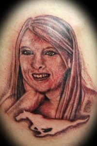 woman portrait tattoo-inksomnia